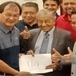 Muhyiddin dilantik menjadi PM kelapan, tapi Pakatan Harapan katanya ada majoriti