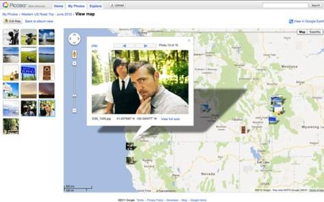 Geotag Google Peribadi