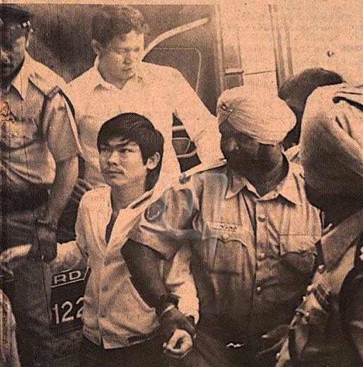Penjenayah Terkenal Tahun 70an Botak Chin 771