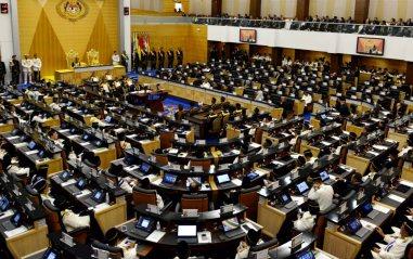 Sidang Parlimen Ke 13 Penggal Ketiga