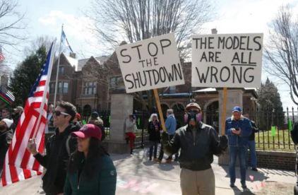 Amerika Stop Shutdown