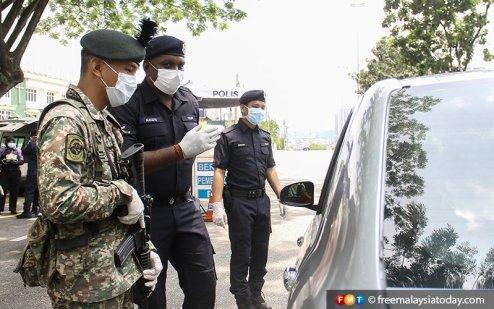 Askar Pdrm Roadblock