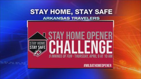 Duduk Rumah Arkansas