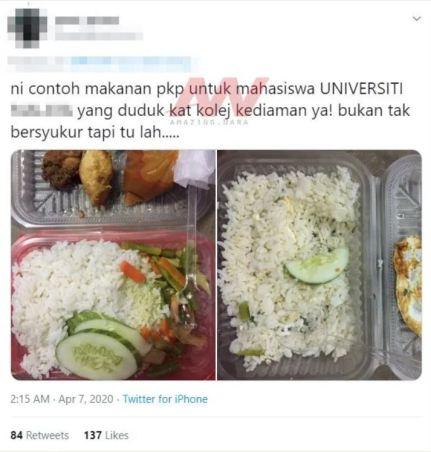 Makanan Tak Sedap
