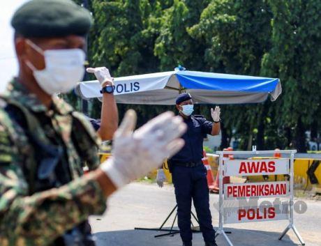 Roadblock Askar Pdrm