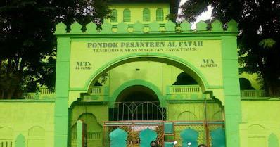 Pondok Pesantren Temboro Covid Al Fatah