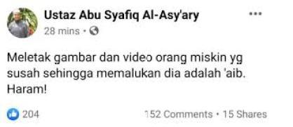 Pos Fb Abu Syafiq