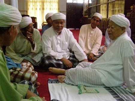 Tuan Guru Hj Abdullah Lubuk Tapah