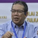 """Selepas """"bahan"""" UMNO dah tak laku lagi di Sabah, Menteri dari BERSATU ni mohon maaf"""