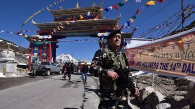 China India Sempadan