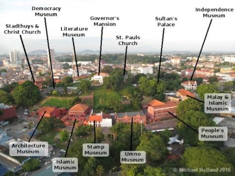 Kawasan Bukit St Paul