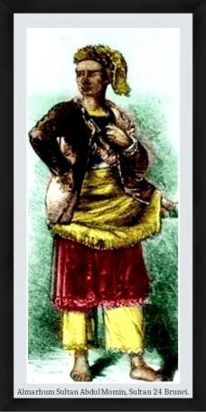 Sultan Abdul Momin