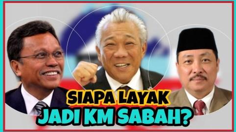 Calon Ketua Menteri Sabah