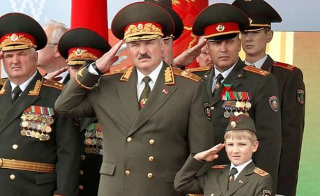 Lukashenko Anak