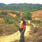 Bekas wartawan buat pendedahan berani mati tentang masalah tanah haram di Pahang
