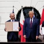 Palestin marah sebab Bahrain dan UAE berkawan dengan Israel, orang ramai keluar protes