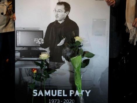 Samuel Paty Tribut