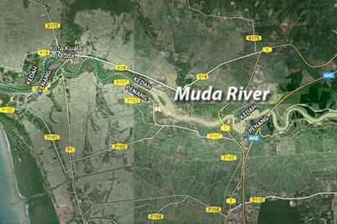Sejarah Sungai Muda
