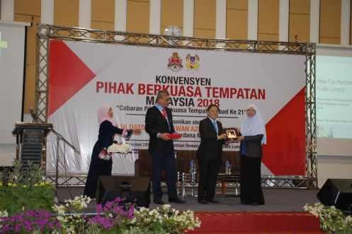 Konvensyen Pihak Berkuasa Tempatan Malaysia 201820
