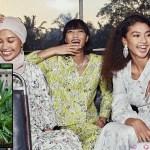 Jurureka Belanda dakwa kita dah lupakan baju kurung, habis dikecam rakyat Malaysia