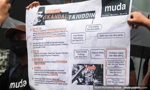 Skandal Tajuddin 2020