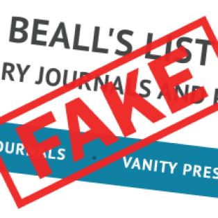 Beall List Image