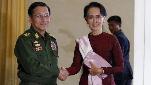 Min Aung San