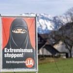 Larangan burqa dan niqab di negara Eropah semakin hebat. Ini cerita terbaru