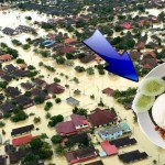 Lindungi rumah anda dari bencana alam dengan harga 'nasi lemak'. Ini caranya