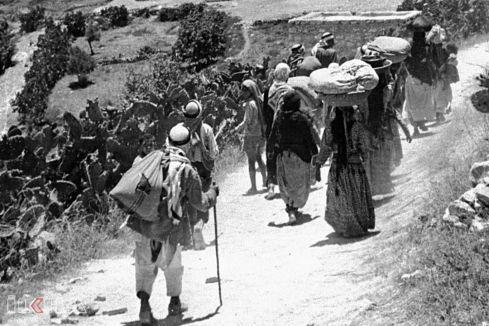 nakbah palestin