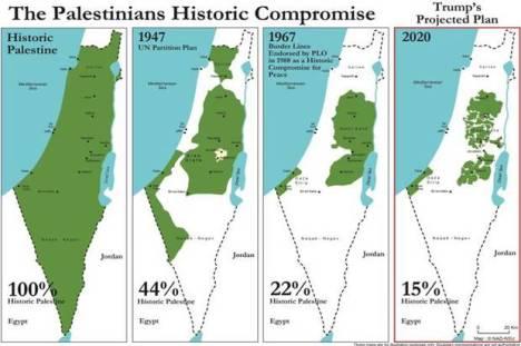 palestina dihapus dari peta digital netizen yjw