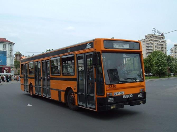 Siracusa - Autobus da 1,20 Euro
