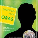 Solliciteer voor ORAS!