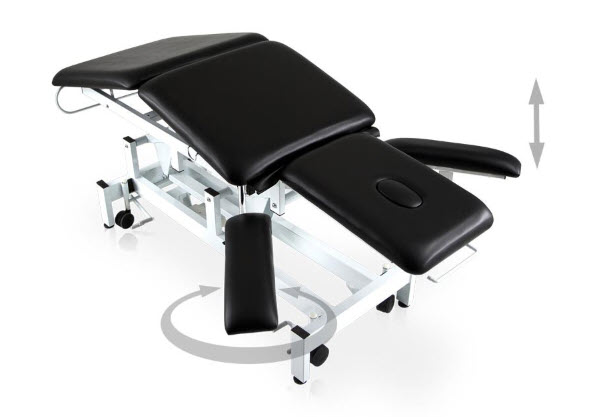 3-Section Electric Massage Table Basic 5
