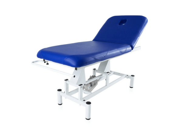 Two Section Electric Treatment Table Q PLUS 1 with Moveable Backrest 5