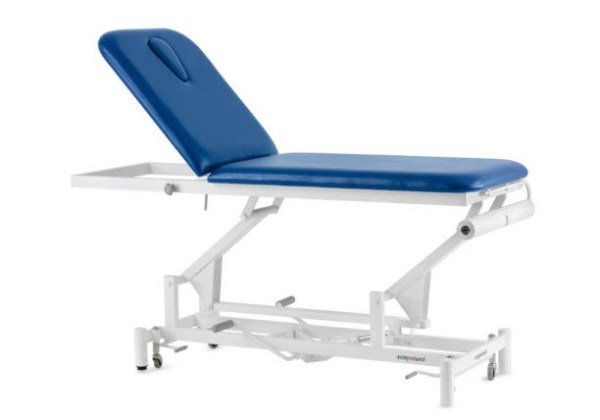 Two-Section Hydraulic Massage Table 12