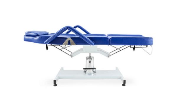 3-Section Hydraulic Treatment Chair Basic 5