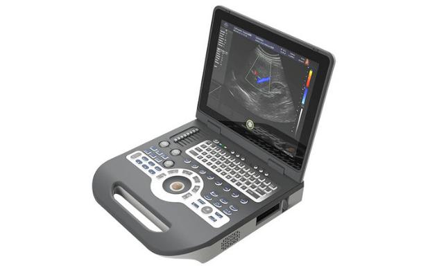 Ultrasound Cardiac Machine with Elastography