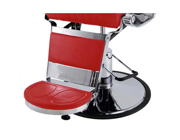 Tennessee Deep-Red Barber Chair 6