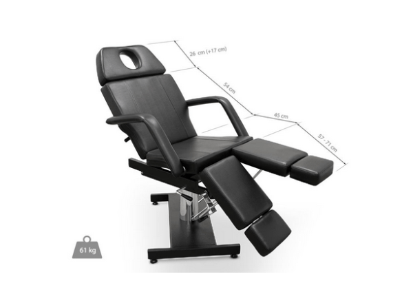 Hydraulic Chair With Articulated Legs 2