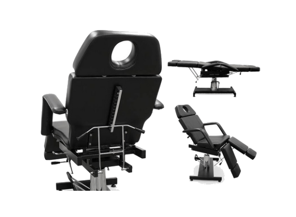Hydraulic Chair With Articulated Legs 4
