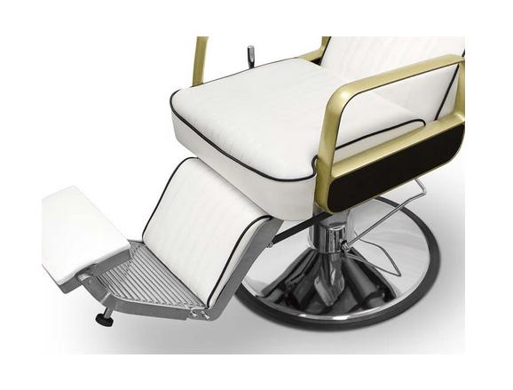 Tucson Barber Chair White 5