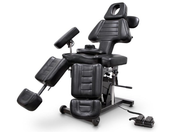 Black Mamba Electric Tattoo Chair 1