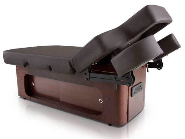 Electric Massage Table for SPA with Sliding Doors 4
