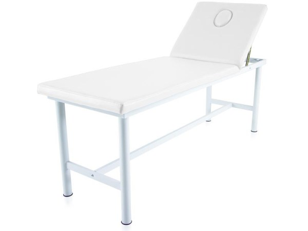 Steel Stationary Massage Table with Face Plug 1
