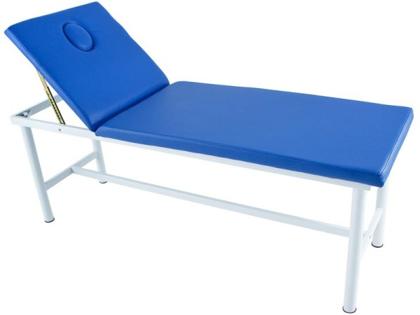 Steel Stationary Massage Table with Face Plug 2