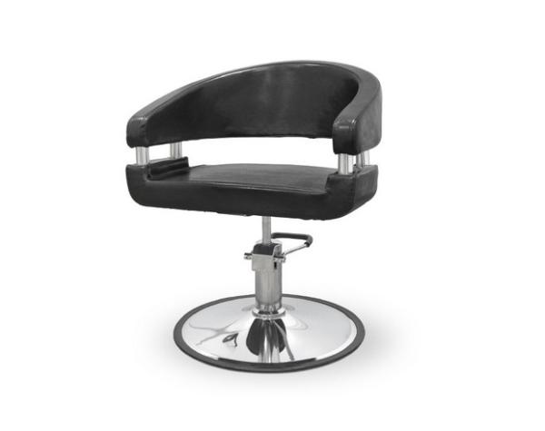Amalfi Black Styling Chair 1