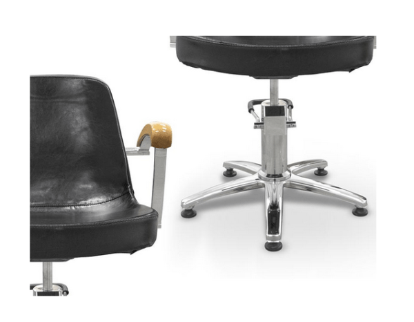 Como Black Styling Chair 5