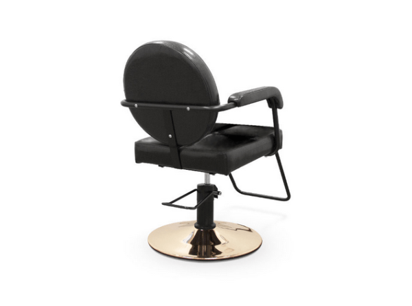 Black Messina Styling Chair 3