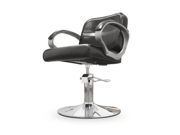 Black Potenza Styling Chair 5